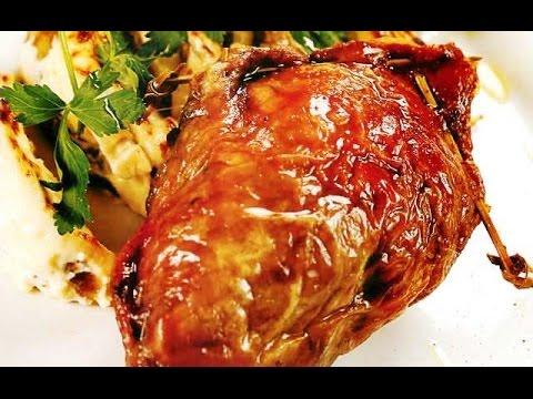Голень индейки рецепт в духовке
