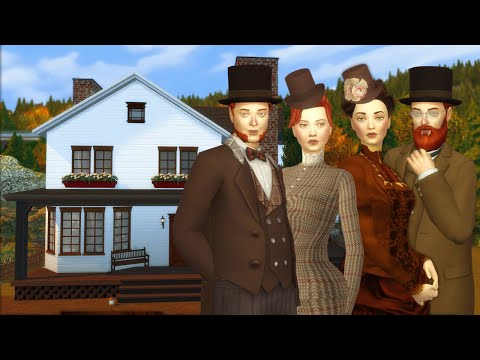 *NEW CHALLENGE* Sims 4 Simerican Settlers Challenge - The 1870s - Chapter Sixteen