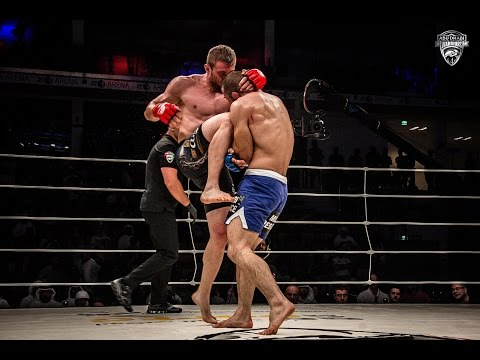 ADW 4: Michailidis (Greece) vs. Pascu (Romania)