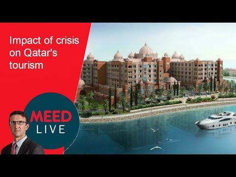 Impact of crisis on Qatar's tourism | MEED on Qatar Crisis