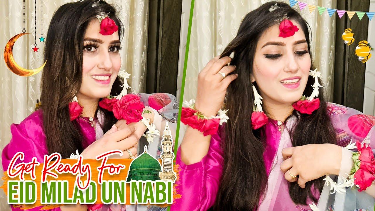 Get Ready With Me   Makeup   Natasha Waqas