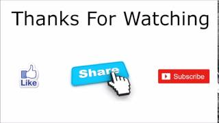 thanks for watching  video for editing