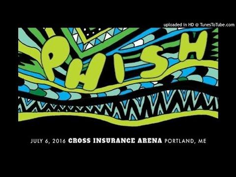 """Phish - """"Cars Trucks Buses/Blaze On"""" (Cross Insurance Arena, 7/6/16)"""