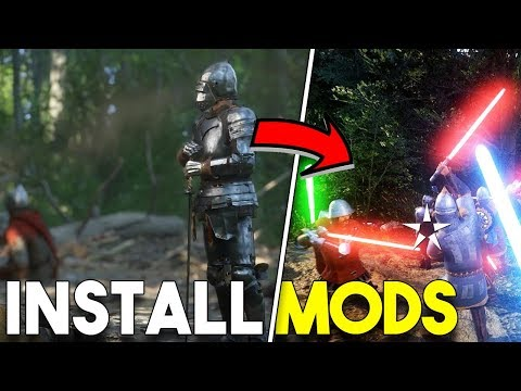 How To Install Mods In Kingdom Come Deliverance!