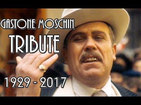 E' morto Gastone Moschin 1929 - 2017 - Tribute