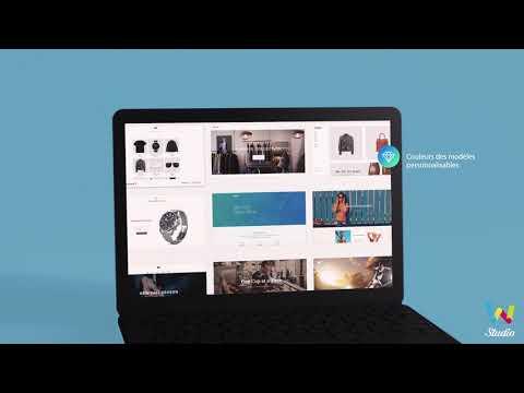 Wstudio - éditeur simple de site internet responsive