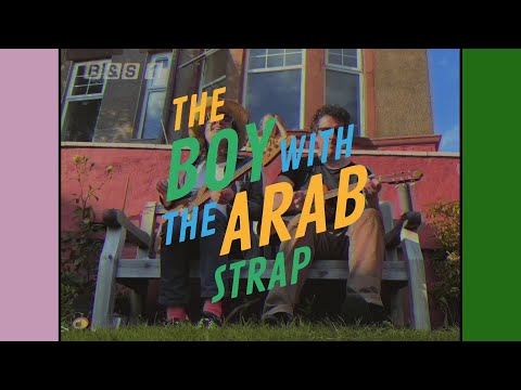 The Boy With The Arab Strap (Live)