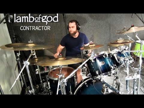 Lamb Of God - Contractor - Drum Cover