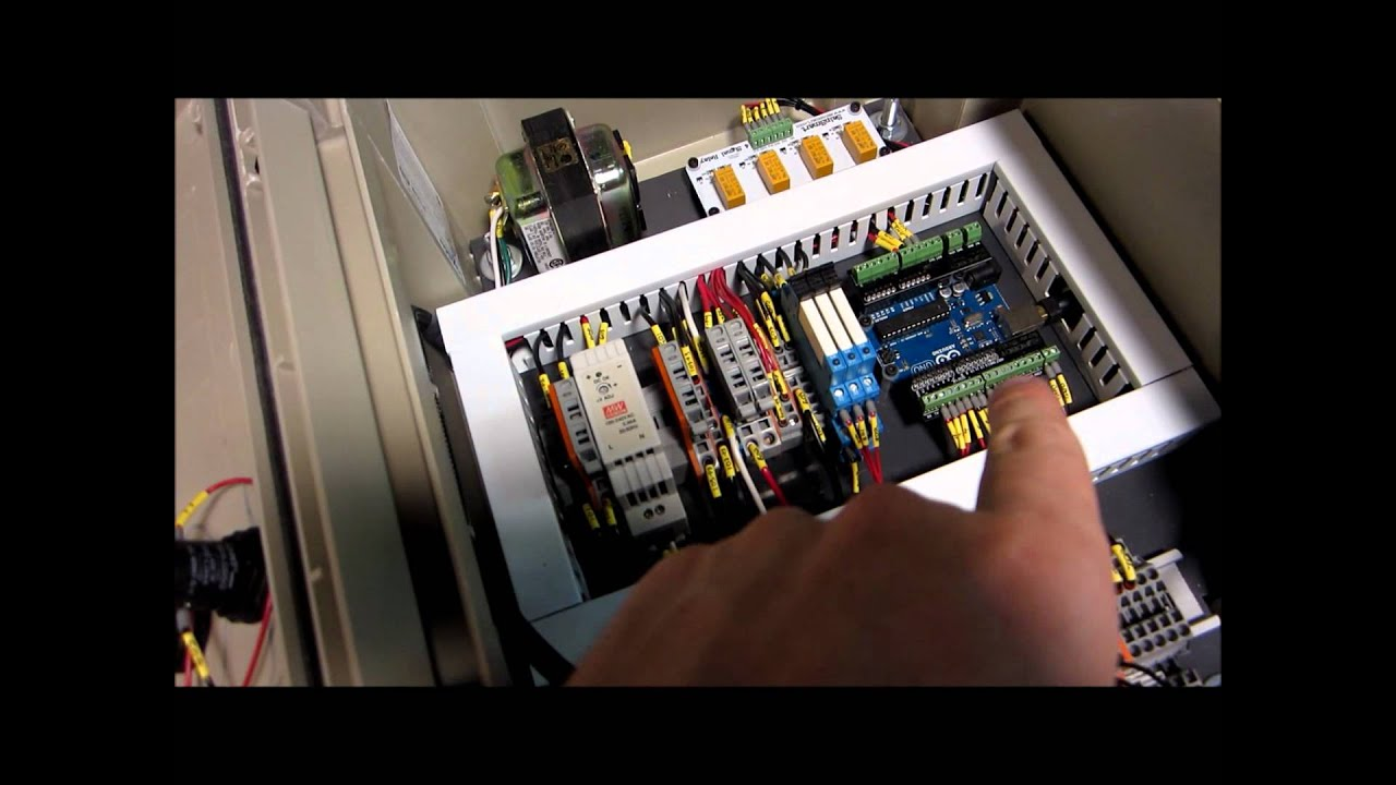 Arduino Water Control System Youtube