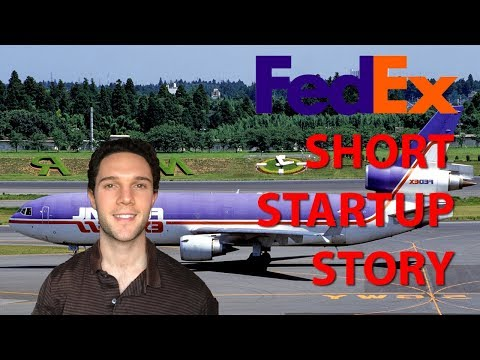How FedEx Started | Funding a Company with Blackjack Earnings