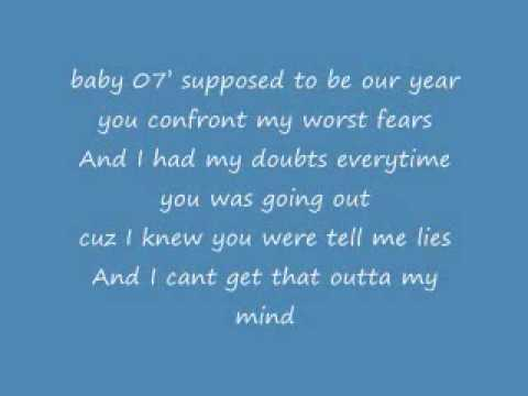 trey songz i cant stop missing you lyrics