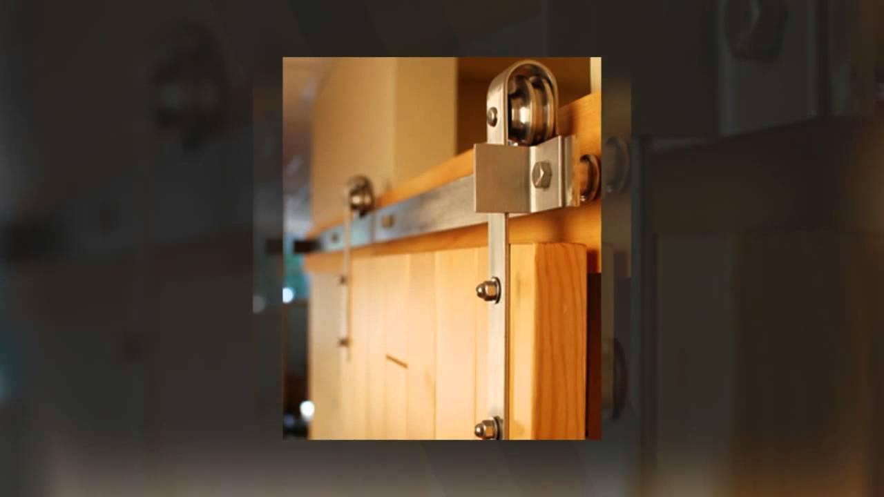 How Does Barn Door Hinges Work Youtube
