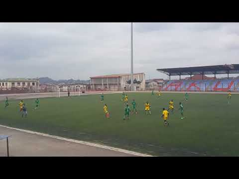 Ante Football Club VS Jegede Academy Full Match