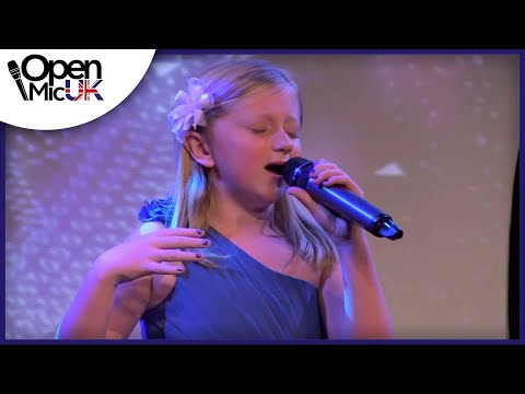 IF ONLY – DOVE CAMERON performed by SOPHIE at Open Mic UK singing contest