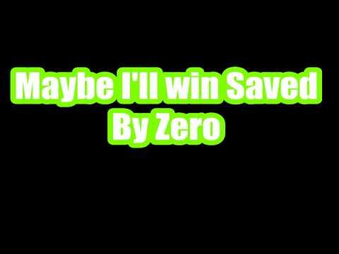 The Fixx Saved By Zero Lyrics