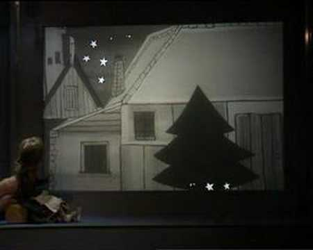 The Little Matchgirl - Puppet Version, music by Ben Sibson