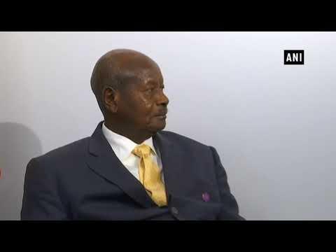 Watch: PM Modi holds talks with Uganda President on sidelines of CHOGM 2018