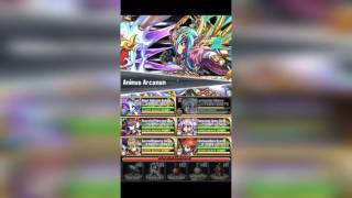 ELGIF LV.10 DUNGEON!! | Brave Frontier Gameplay