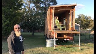 Multi Level Tiny House With Basement