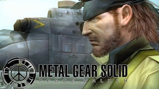 Content Library - Metal Gear Solid: Peace Walker