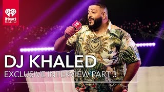 DJ Khaled Talks Collaborations On 'Father of Asahd' + More!   iHeartRadio Album Release Parties