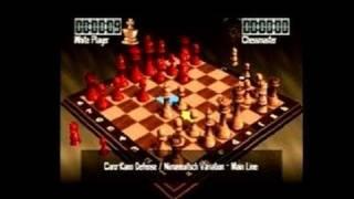 Chessmaster II PlayStation Gameplay