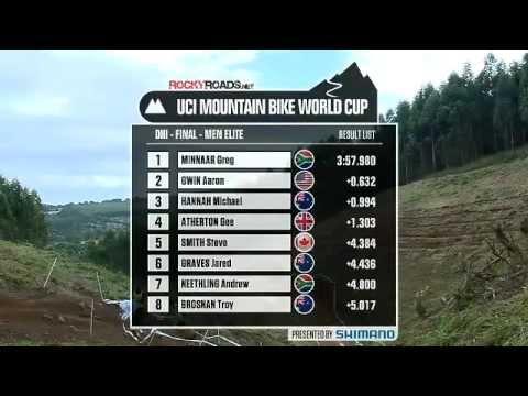 DHI News - Pietermaritzburg @ UCI MTB WC 2012