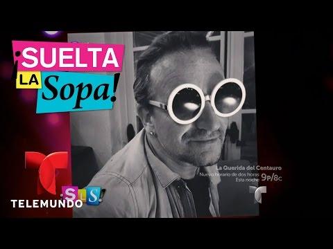 ¿Angélica María tuvo un romance con Bono de U2? | Suelta La Sopa | Entretenimiento