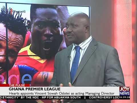 Ghana Premier League - Joy Sports (26-7-16)