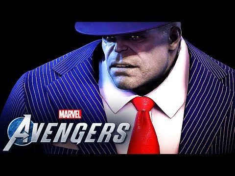 Marvel's Avengers - Official Character Profile Trailer | The Hulk