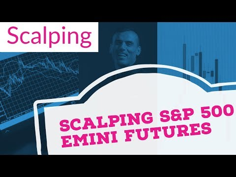 Scalping the emini S&P 500 using Ninjatrader day trading software – 33 ticks of profit!