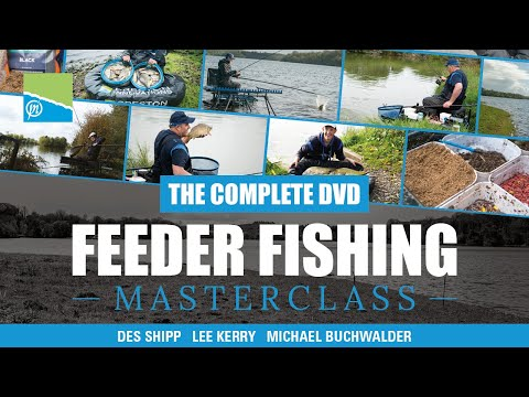 Feeder Fishing Masterclass - Preston Innovations 2019 Free DVD!