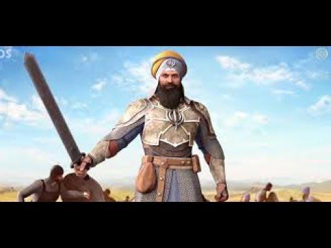 Aine Vairi Sodhne  [RISE OF BABA BANDA SINGH BHADUR] Late Jarnail Singh Sabrawa & Kam Lohgarh
