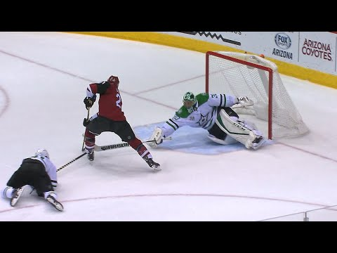 10/19/17 Condensed Game: Stars @ Coyotes