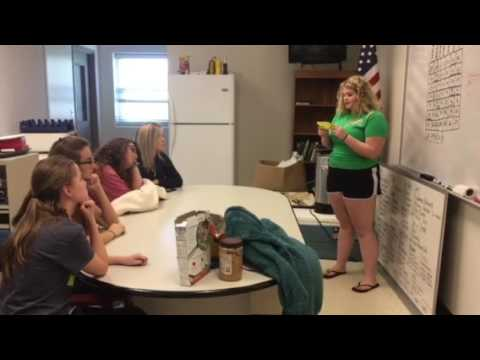 Rebecca Lewis Informative Speech