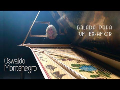 """""""Balada Para um Ex-Amor"""", de Oswaldo Montenegro. Nova música. Nova turnê."""