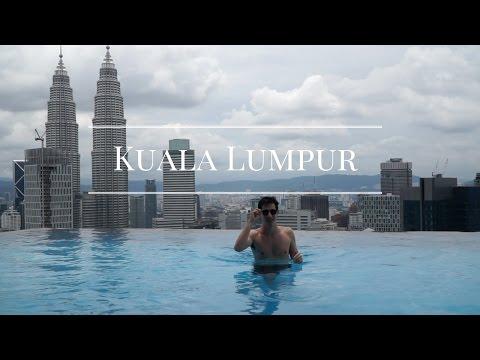 First Day in Malaysia (Kuala Lumpur, Malaysia Vlog 1)