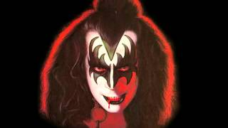 KISS Gene Simmons - See You Tonite - KISS Gene Simmons Solo Album 1978