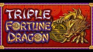 Jackpot Triple Fortune  Dragon