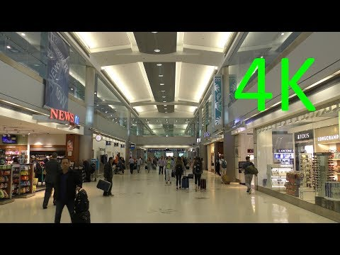 A 4K Tour Of Miami International Airport (MIA)