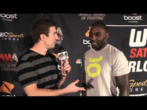 Anthony Johnson talks WSOF debut against Linderman, light heavyweight home, Blackzilian team