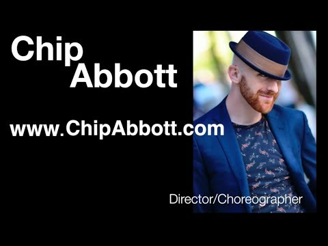 Chip Abbott Director Choreographer Sizzle Reel LDC Artist Rep