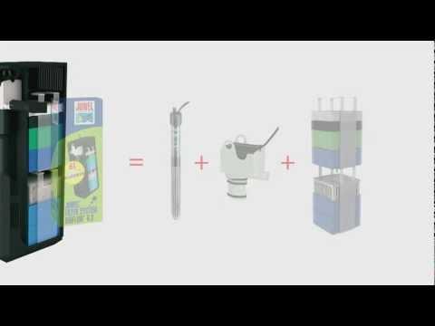 System filitracyjny Bioflow firmy Juwel