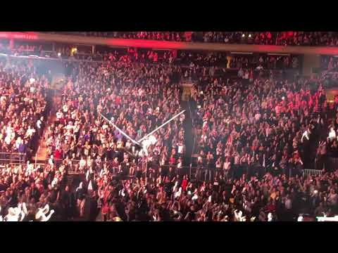 Pink So What live at Madison Square garden 2018