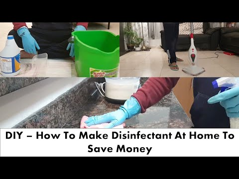 how-to-make-disinfectant-at-home- -diy-with-c.d.c-method- -sanitizing-home