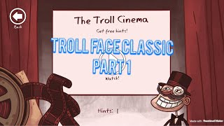 (Troll face classic) part 1