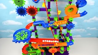 Kids Toddler Learn Colors with Marble Maze Run Race Mania Skytrax - Fun Place