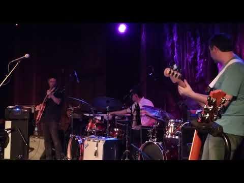 North Mississippi Allstars - KC Jones ( On The Road Again ) 10-19-17 Terrapin Crossroads, San Rafael