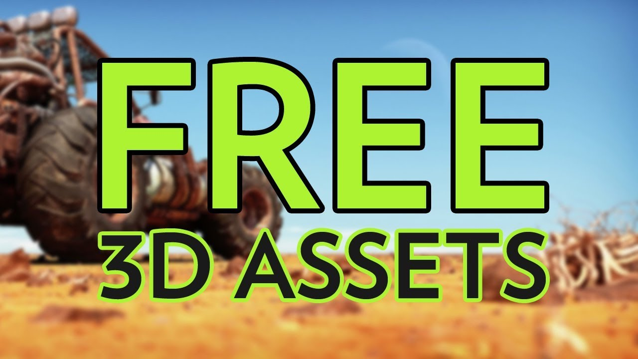 FREE 3d models/textures/animations!