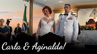 Carla & Aginaldo!